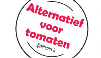 Alternatief voor tomaten