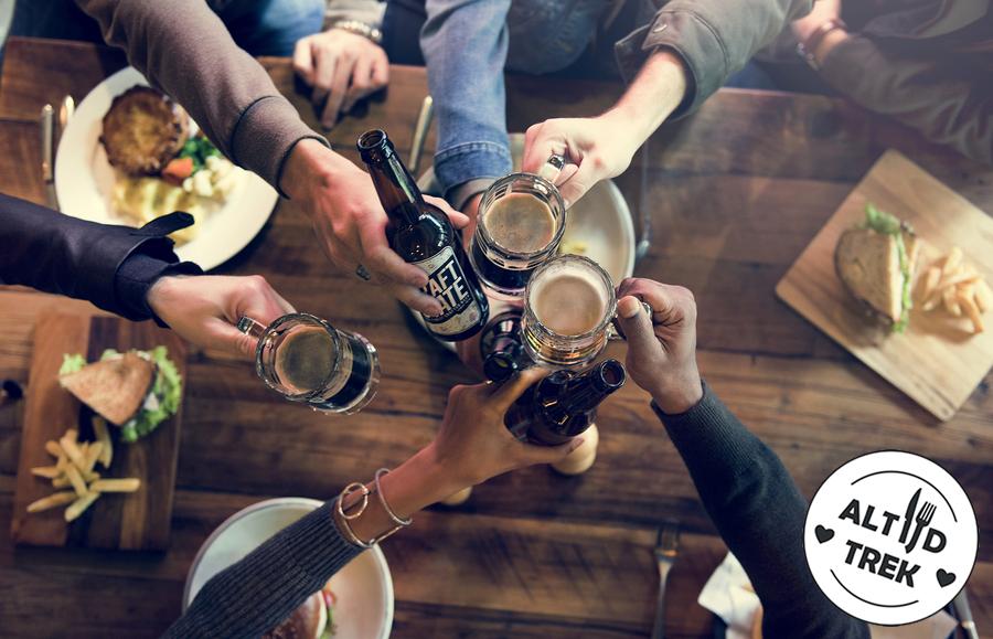 craft beer - food trends 2018