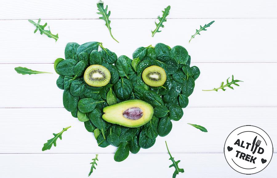 Een van de food trends 2017: healthy food / gezond eten