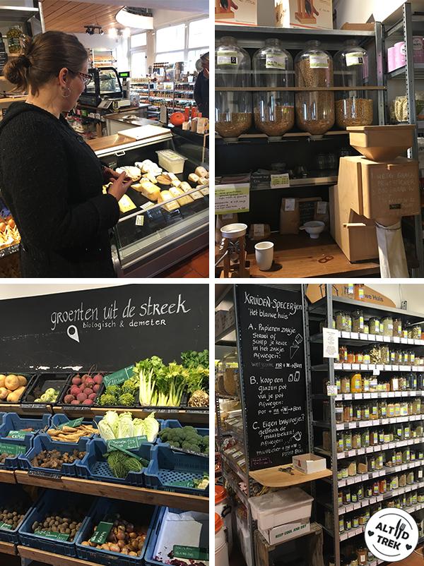 de nieuwe graanschuur amersfoort - verpakkingsvrije winkel