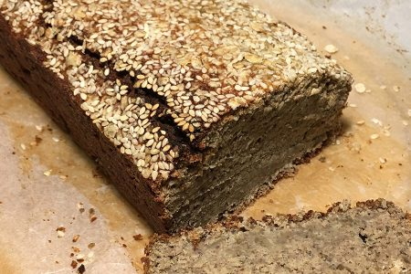 Gezond brood: mungbrood