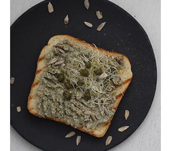 Foto bij recept Vegan tonijnsalade