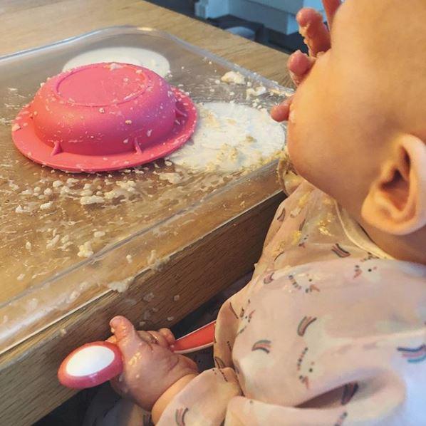 baby leren eten - kleintjes methode