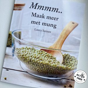 Kookboek Mmmm - Maak meer met mungbonen