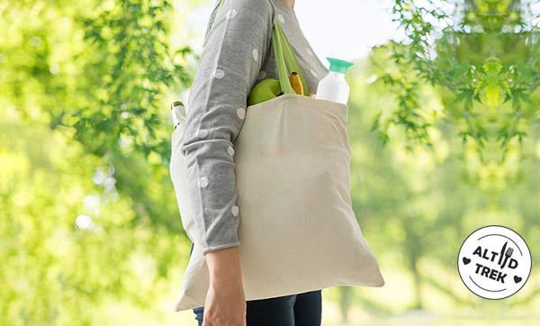 Minder plastic gebruiken en plastic afval verminderen