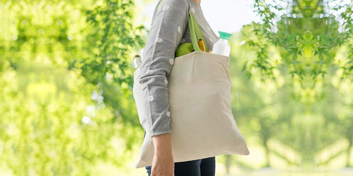 Plastic afval verminderen